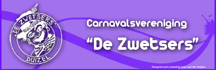 "Carnavalsvereniging ""De Zwetsers"""